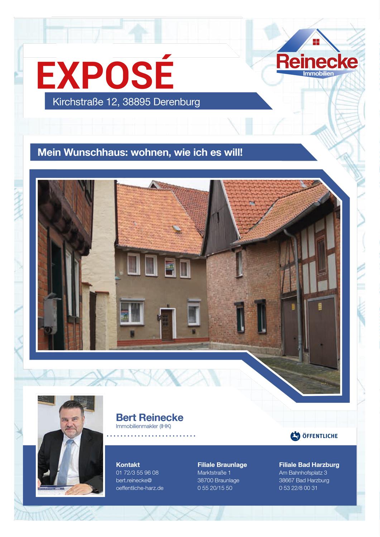 Immobilienmakler Braunlage reinecke expose derenburg jpg